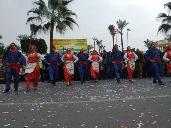 5.Narenciye Festivali Manzaralar