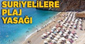Sizce Mersin'de Suriyelilere Plajlar Kapatılmalı mı?