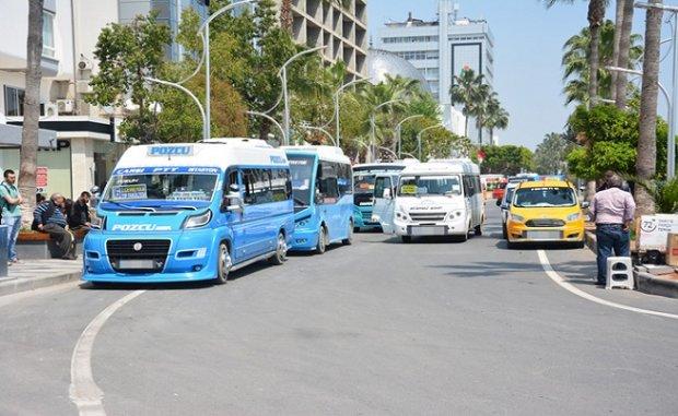 Mersin'de Toplu Taşıma Araçlarında En Önemli Sorun Nedir ?