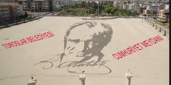 10 Kasım'da Toroslar Atatürk Olacak