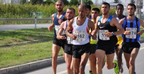11. Uluslararası Tarsus Yarı Maratonu Koşuldu