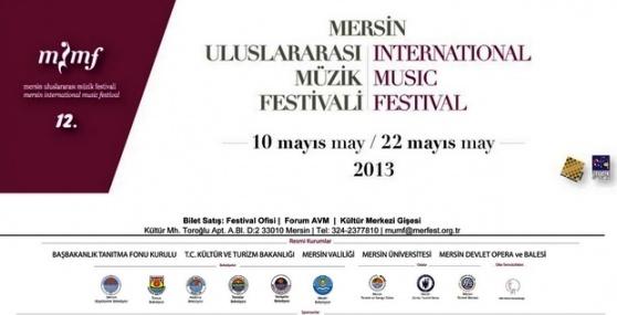 12. Mersin Uluslararası Müzik Festivali