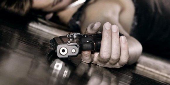 19 Yaşındaki Genç Babasının Silahını Kafasına Dayayıp İntihar Etti.