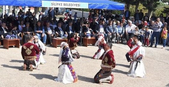 1.Çağla Festivali Silifke'de Coşkulu Geçti.