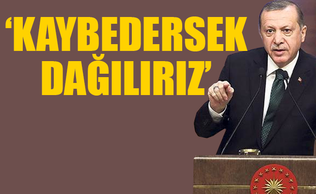 AKP'de İstanbul ve Ankara'da 'HAYIR' Korkusu