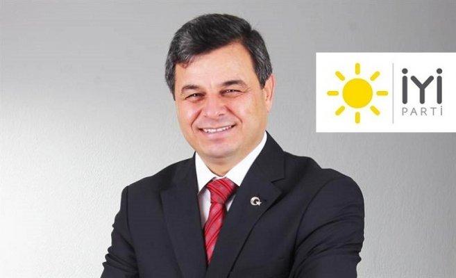 Anamur Belediye Başkanı Türe, MHP'den İstifa Edip İyi Parti'ye Geçti