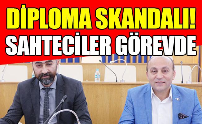 Arnavutköy Belediyesi'nde Sahte Diploma Skandalı!
