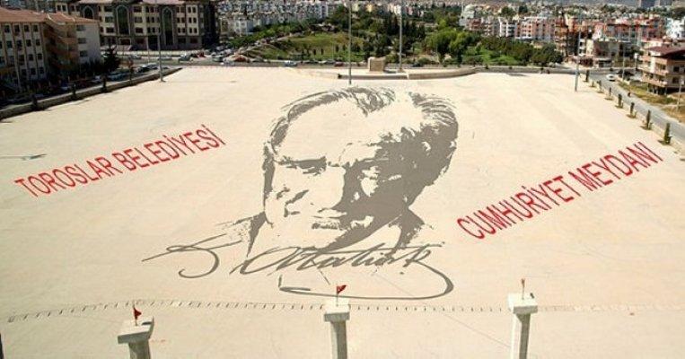 Atatürk Portresi İçin Gönüllü Sayısı 7 Bine Ulaştı