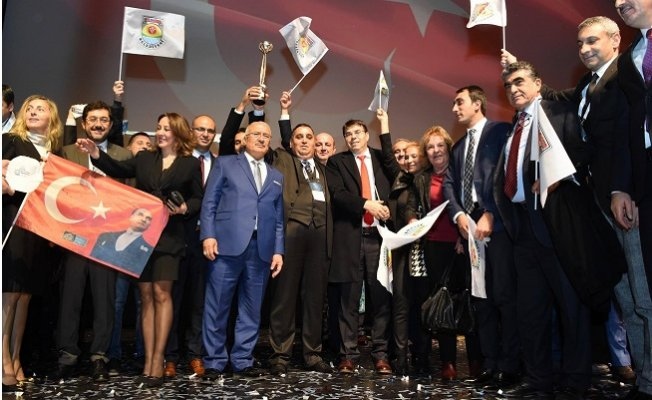 Avrupa Ödüllü Tarsus Belediyesi'ne KALDER'den Bir Ödül Daha