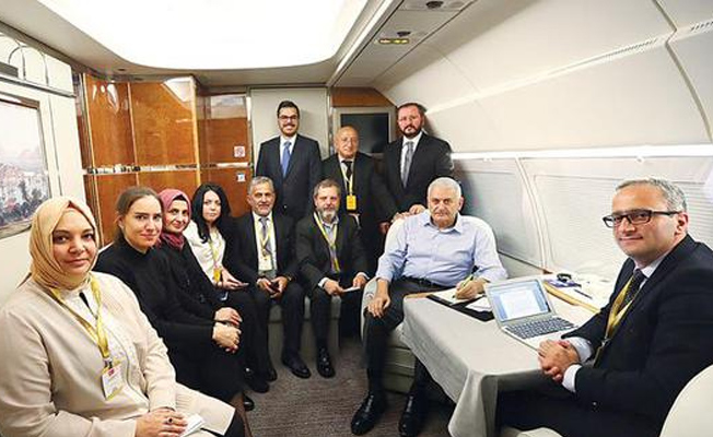 Başbakan Binali Yıldırım'dan MHP ile ittifak açıklaması