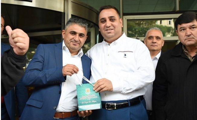 Başkan Can Muhtarlarla Şanlıurfa'yı Gezdi