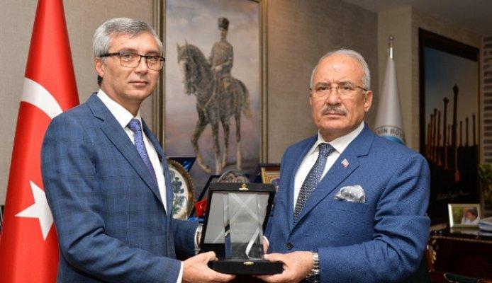 Kent Müzesi Projesi ile Alınan Başarı Ödülü Mersin'de