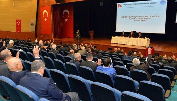 Mersin Büyükşehir'in Bütçesi: 1 Milyar 949 Milyon 596 bin