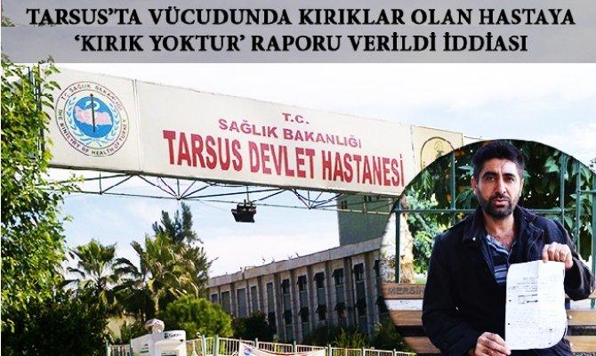 Mersin'de Doktor İhmali İddiası Pes Dedirtti!