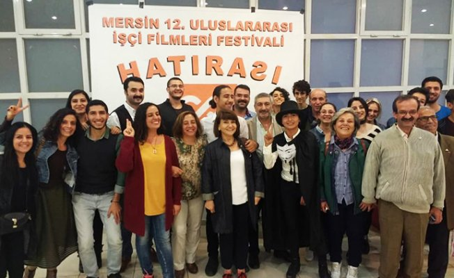 Mersin'de Emekçiler Film Festivalinde Buluştu