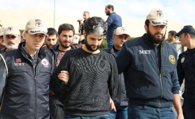 Mersin'deki Bombalı Terör Saldırının Şüphelileri Yakalandı