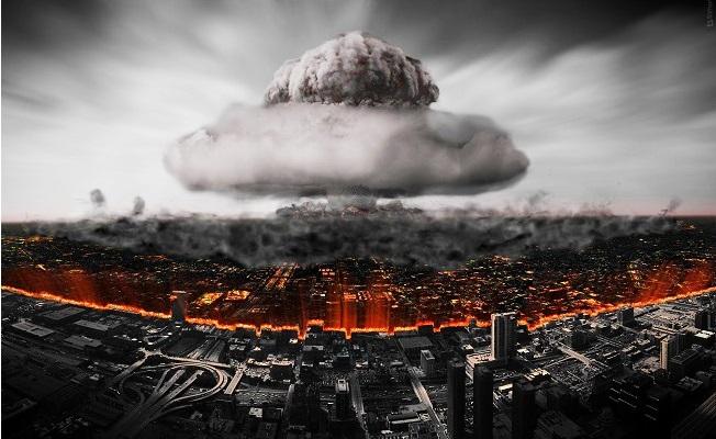 Mersin'e Nükleer Yağmur Bulutları mı Geliyor ?