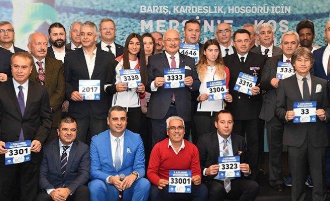 Mersin Maratonu Gün Sayıyor