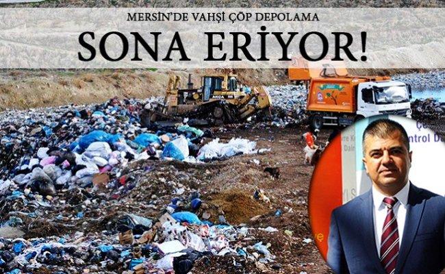 Mersin'in Çöpten Kazancı Artacak!