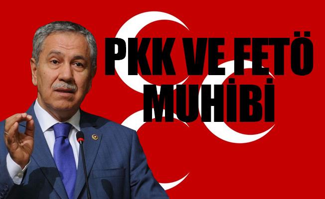 MHP'den Arınç'a Çok Ağır Suçlamalar
