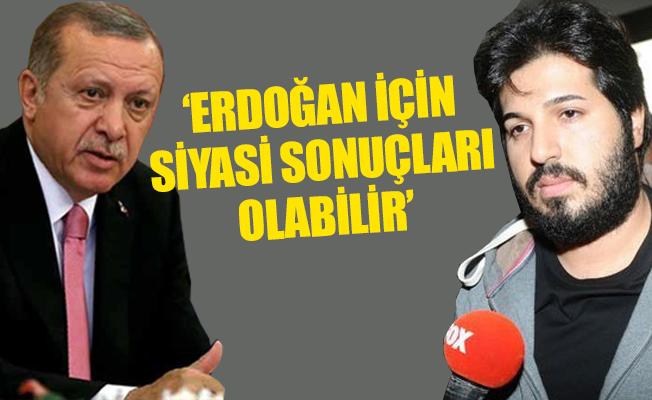 New York Times'tan Flaş Zarrab ve Erdoğan İddiası