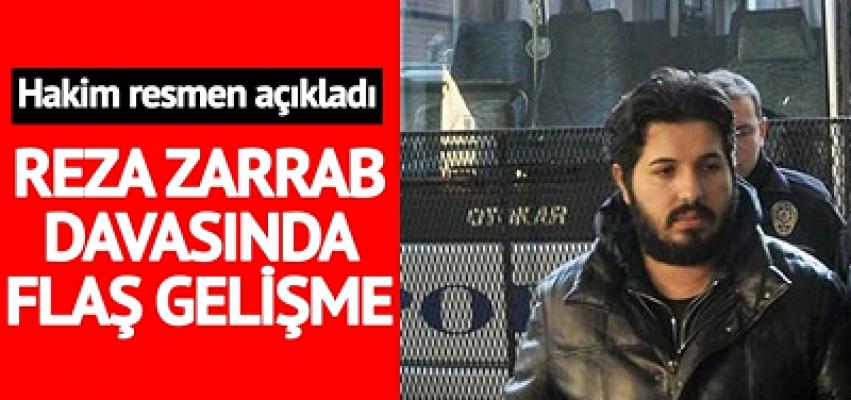 Reza Zarrab Davasında Sıcak Gelişme: Yargılanmayacak!