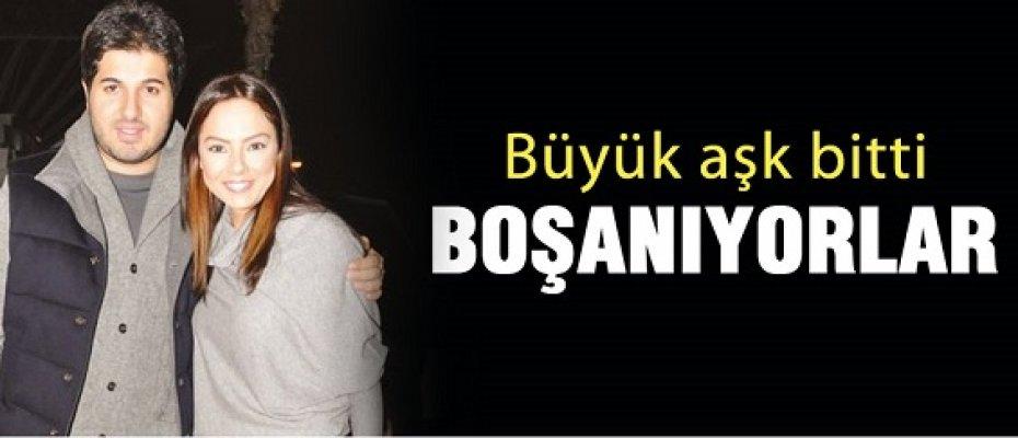 'Reza Zarrab ve Ebru Gündeş boşanıyor' iddiası