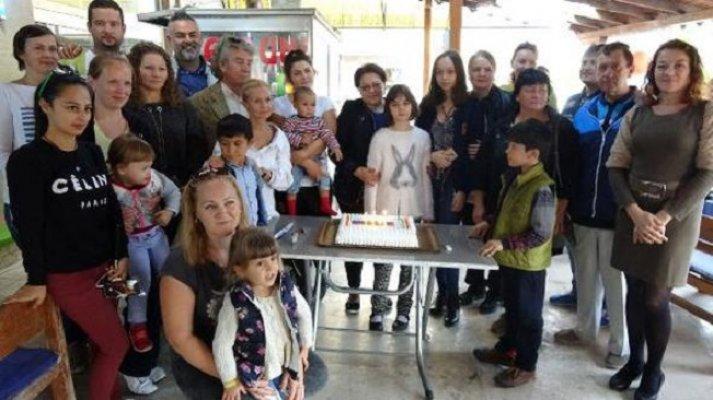 Ruslar Mersin'de Birlik Günlerini Kutladı.