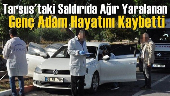 Tarsus'ta Trafikte Aracı İçinde İnfaz Ettiler