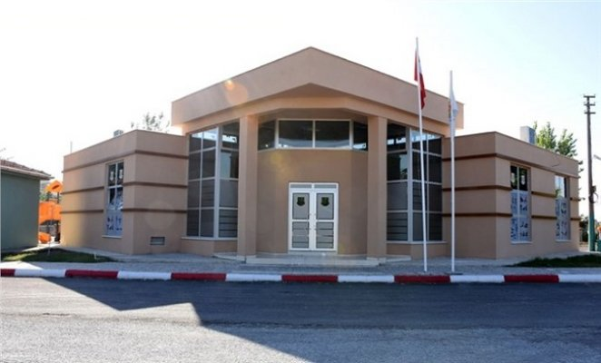 Tarsus'a 5 Yaşam Boyu Spor Merkezi