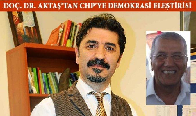 Akademisyen'den Mezitli Belediye Başkanı Neşet Tarhan'a Tepki