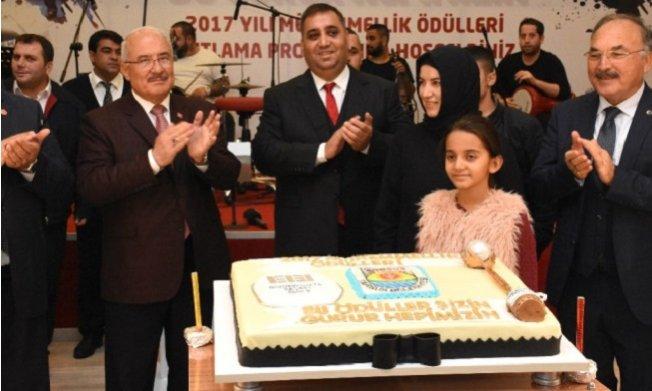 Belediye Çalışanları Kalite Ödüllerini Kutladı