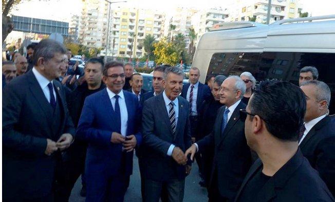CHP Mersin Milletvekili Serdal Kuyucuoğlu'nun Seçim Ofisi Açılışı Hayal Kırıklığı Yarattı.