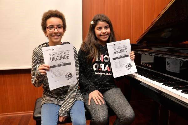 Geleceğin Piyanistleri Dünya 3'üncüsü Oldu
