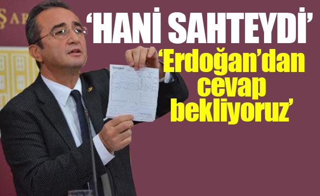 İşte Türkiye'nin Konuştuğu O Belgeler...