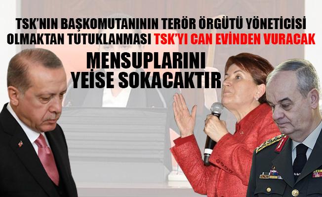 Meral Akşener, İlker Başbuğ Tutuklandığında Dönemin Başbakanı Erdoğan'ı Nasıl Uyardı?