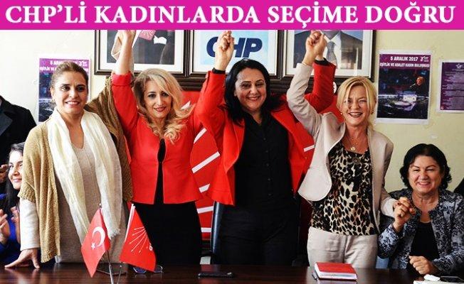 Mersin CHP'de Kadınlar İl Başkanını Seçiyor