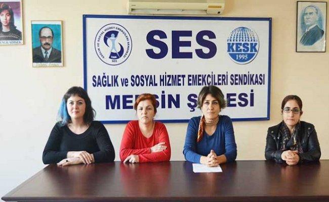 Mersin'de Emekçilerden Hükümete Bütçe Tepkisi