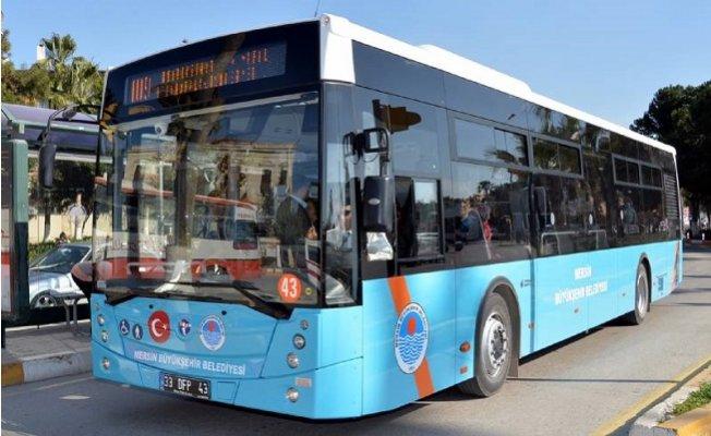 Mersin'de Toplu Taşımaya İlgi Artıyor
