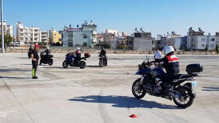 Motorize Tim ve Motorculara Eğitim