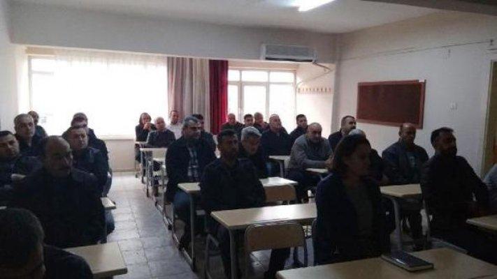 Okul Servis Şoförlerine Eğitim