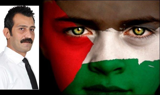 """""""Ortadoğu'da Barış Filistin Devletini Tanımaktan Geçer"""""""
