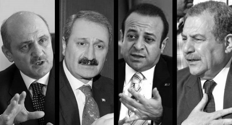 Sarraf'la Adı Geçen 3 AKP'li Bakana Yurtdışı Yasağı