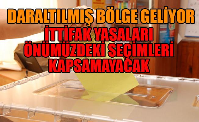 Seçim Barajı Düşecek mi? İşte AKP'nin İttifak Planı