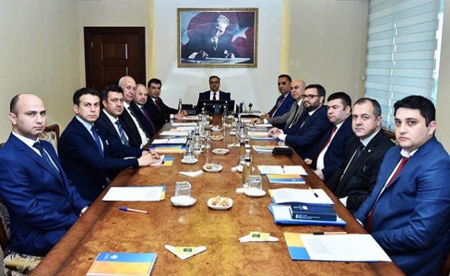 Tarsus Gıda İhtisas OSB Çalışmaları Hızlandı.