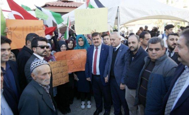 Tarsus'ta Kudüs Eylemi