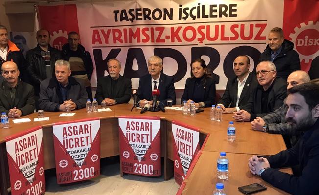 Tüm Türkiye'nin Konuştuğu Taşerona Kadro'da Şok Gelişme