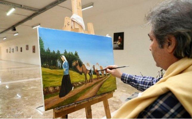 Yaya Alt Geçidi Sanat Galerisine Dönüştü