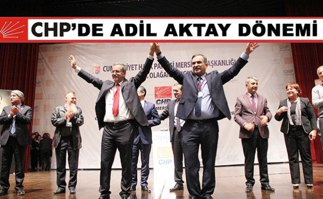"""Adil Aktay """"4 Ay İçinde Mersin'de Seçime Hazır Olacağız"""""""
