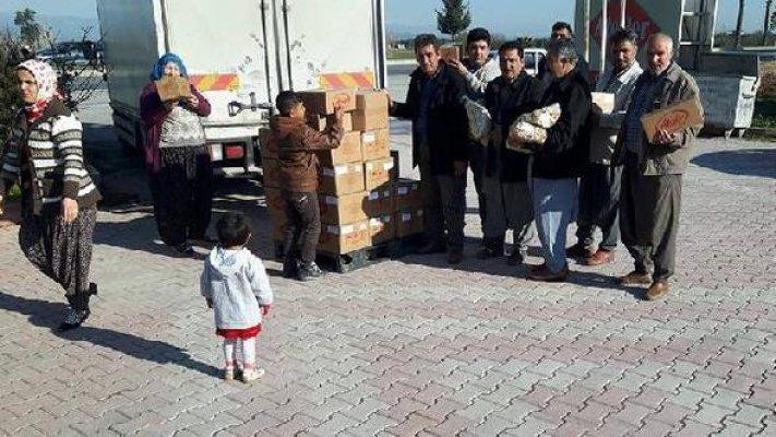 Afrin'deki Mehmetçiğe Cezerye